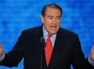 News video: Opinion Journal: Mike Huckabee for President?